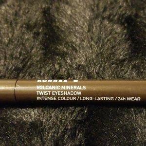 5 for $25 Korres Volcanic Minerals Twist Eyeshadow